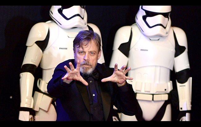 ¿Ha revelado Mark Hamill cuándo se estrena el nuevo tráiler de Star Wars: Los últimos jedi?