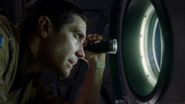 David Jordan (Jake Gyllenhaal) en Life