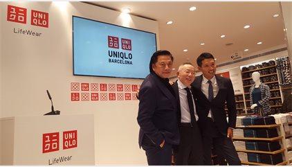 Uniqlo aterriza con fuerza en España con dos aperturas en Barcelona y estudia su entrada en Madrid