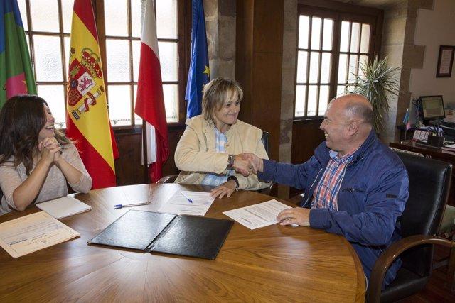 Convenio Ayuntamiento de Camargo-Aspace