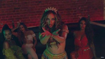 El Reggaetón lento de Little Mix y CNCO ya tiene sugerente videoclip