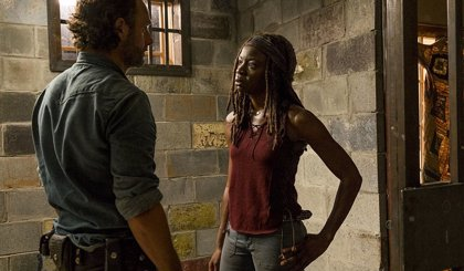 "Danai Gurira: ""La 8ª temporada de The Walking Dead será totalmente diferente a lo que hemos visto"""