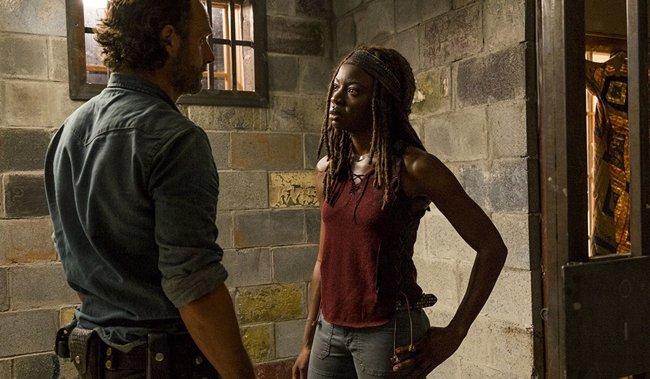 "Danai Gurira: ""La 8ª temporada de The Walking Dead será totalmente diferente a lo que hemos visto"" (AMC)"