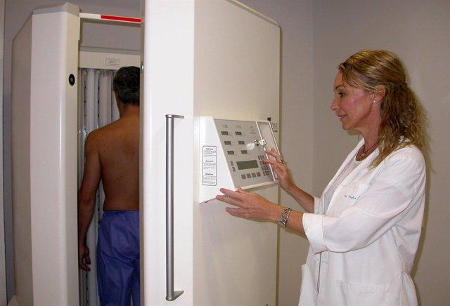 Fototerapia Para Lesiones Cutáneas