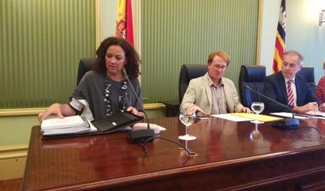 Cladera acusa a Rajoy de incumplir su palabra con el nuevo sistema de financiación