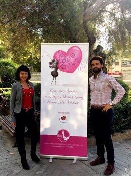 Presentación de la nueva campaña de la Fundación Banco de Sangre