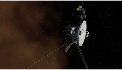 El Sistema Solar viaja entre nubes de 'pelusa' cósmica