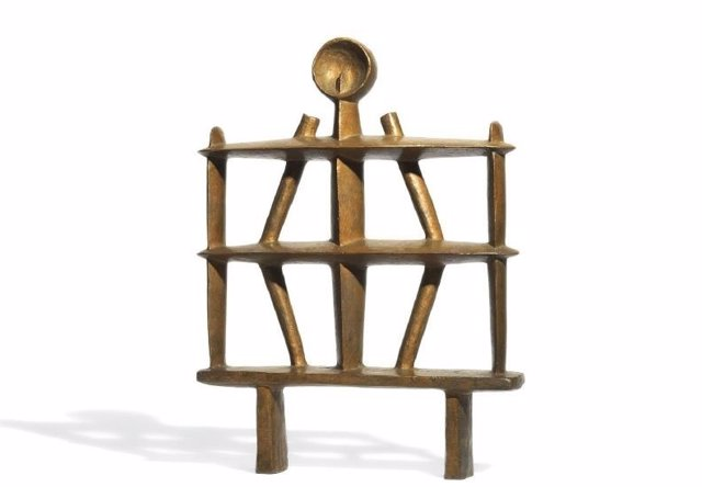 Alberto Giacometti, Homme (Apollon)