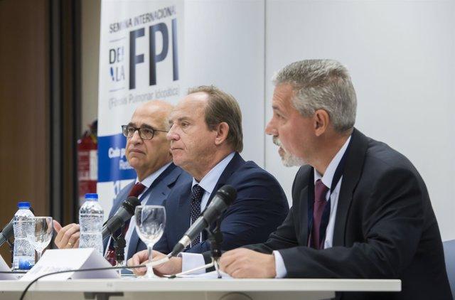 Encuentro sobre Fibrosis Pulmonar idiopática organizado por Roche