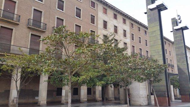 Nota De Prensa Par Zaragoza Distrito Erasmus En Casco Histórico