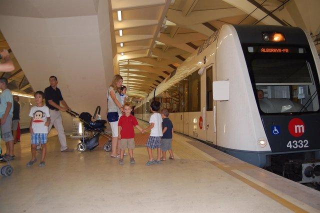 Estación de Metrovalencia