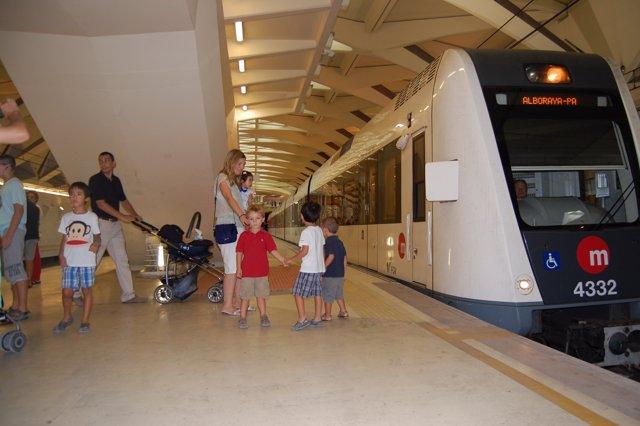 Estació de Metrovalencia