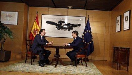El Congreso, con el voto de PSOE, rechaza la propuesta de Ciudadanos para apoyar al Gobierno frente al independentismo