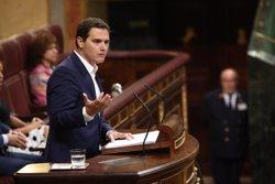 La iniciativa de Ciutadans sobre Catalunya escenifica la divisió al Congrés (EUROPA PRESS)