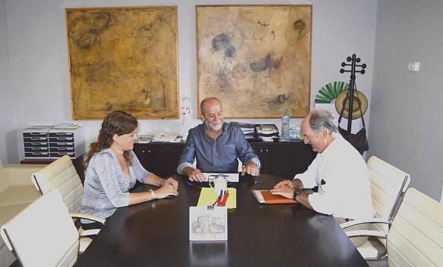 Acuerdo entre el Ayuntamiento de Marratxí y Cruz Roja