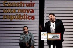 """Junqueras avisa que els que criden a no votar l'1-O """"aplanen el camí a Rajoy i li fan fàcil les polítiques al PP"""" (ACN)"""