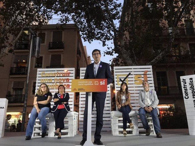 El conseller de Justicia de la Generalitat, Carles Mundó