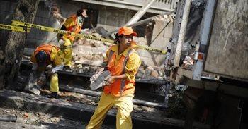 Más de 40 muertos por el terremoto en el estado mexicano de Morelos