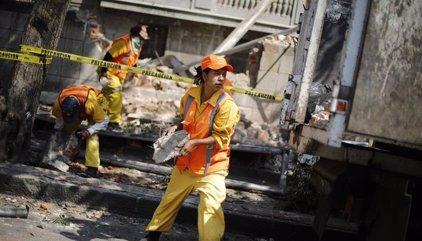 Ya son 139 los muertos a causa del terremoto en México, según el último balance oficial