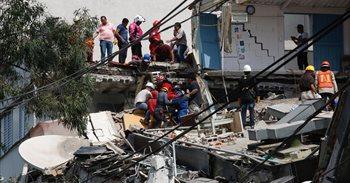 México.- Ascienden a 149 los muertos a causa del terremoto en México