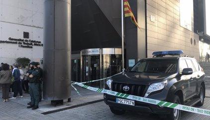 Catorce detenidos en un operativo de la Guardia Civil contra el núcleo duro de coordinación del referéndum