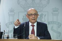 Montoro acorda la no disponibilitat de crèdit de Catalunya després del termini de 48 hores donat a la Generalitat (Europa Press)