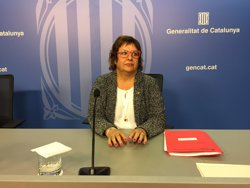 La Guàrdia Civil també entra a la Conselleria de Treball i Assumptes Socials de la Generalitat (Europa Press)
