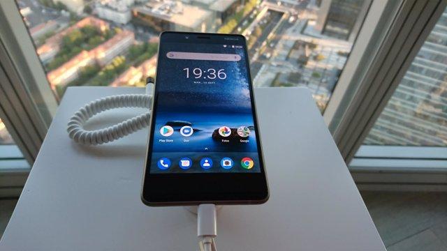 Nokia 8, de HMD Global