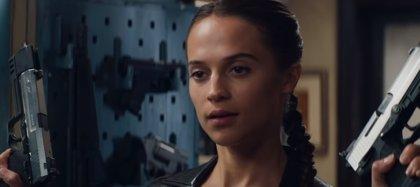 """Alicia Vikander es Lara Croft en el primer tráiler de Tomb Raider: """"Su leyenda comienza"""""""