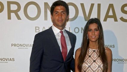Ana Boyer y Fernando Verdasco se casan