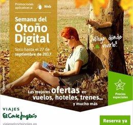 Viajes el corte ingl s noticias y ofertas europa press - Semana del electrodomestico el corte ingles ...