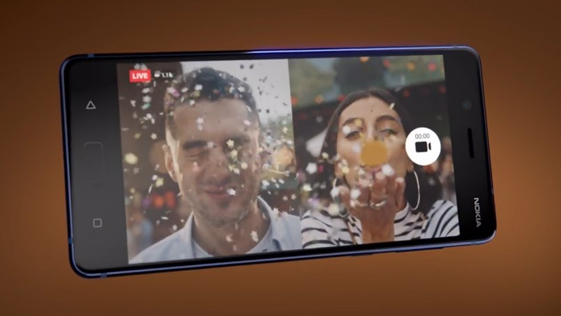 Vídeo: Nokia 8 llega al mercado español por 599 euros