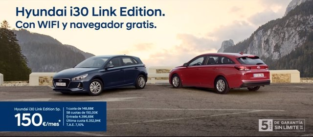 Serie especial Link del Hyundai i30