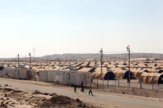 Campamento de Hammam al Alil