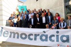 El president de la Diputació de Lleida parla