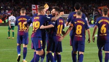 El FC Barcelona defensa en un comunicat el dret a decidir i les institucions que ho garanteixen