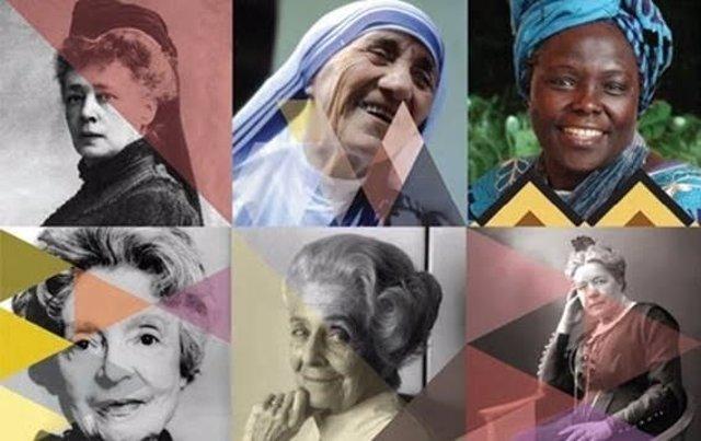 Exposición 'Mujeres Nobel'