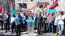 Òmnium i l'ANC criden els catalans a concentrar-se davant la Conselleria d'Economia (EUROPA PRESS)