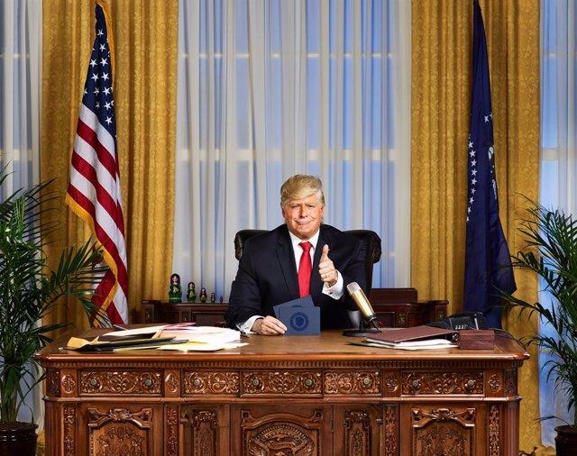 El Show del Presidente aterriza en Comedy Central
