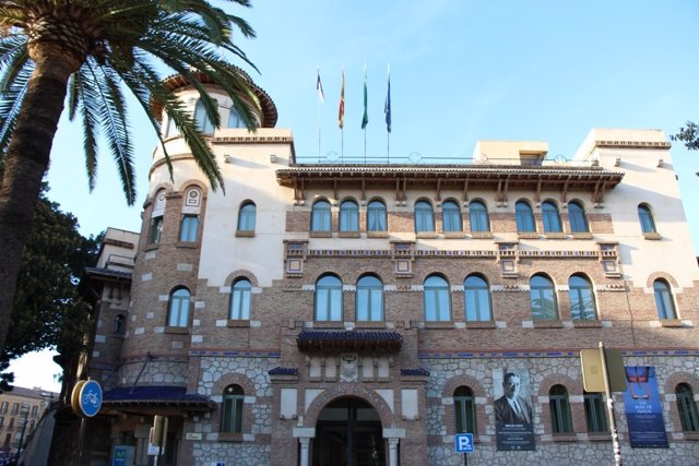 Rectorado Universidad de Málaga, UMA