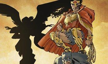 Foto: Batman, Superman y Wonder Woman protagonizan el cartel de la Héroes Comic Con Madrid que contará con Frank Miller