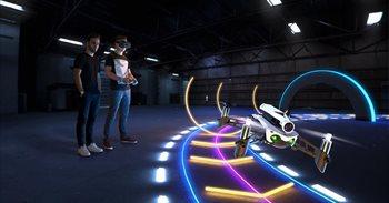 Parrot presenta en Madrid el Mambo FPV y el Bebop 2 Power, sus nuevos drones diseñados para carreras y grabación