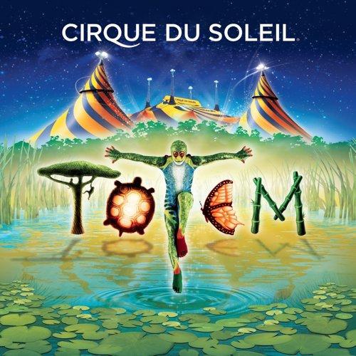 Cartel 'Totem' del Cirque du Soleil