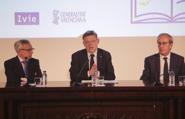 Puig clausura un seminario sobre la financiación autonómica