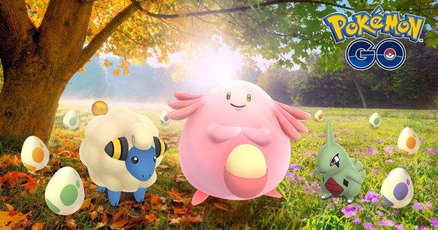 Evento de otoño de Pokémon GO