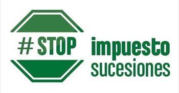 """Stop Impuesto Sucesiones apunta que la Junta """"no comprará nuestro silencio con chapuzas"""" y pide la bonificación al 99,9%"""