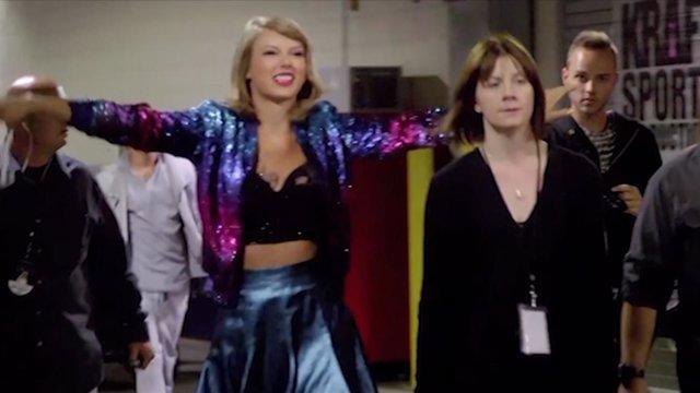 Taylor Swift, 3 semanas de éxito en Billboard Hot 100