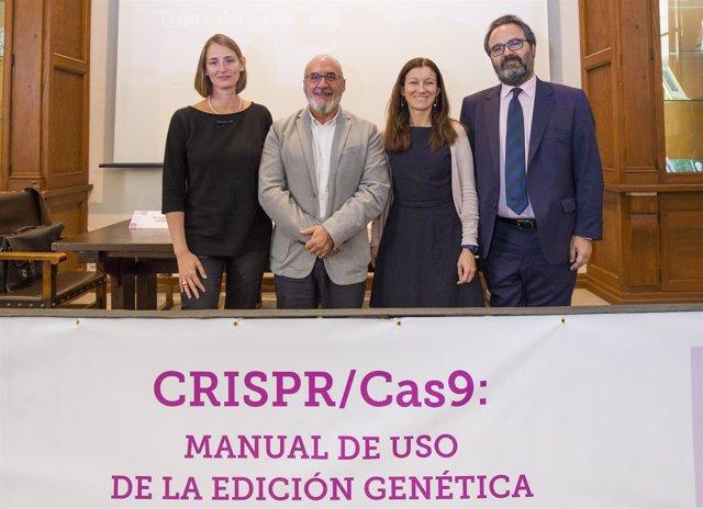 Jornada sobre edición genética
