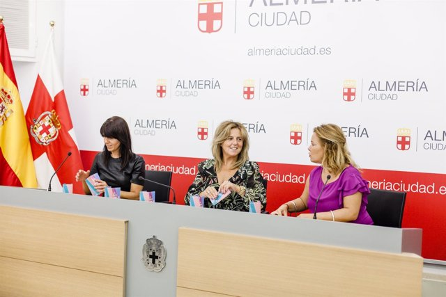 El Ayuntamiento de Almería y la Diputación se unen contra la explotación sexual.