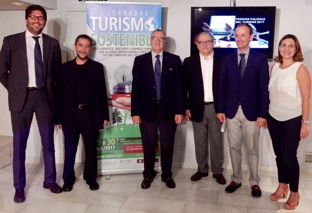 Foto/ Premios Palomas Del Turismo 2017